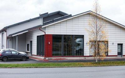 Elovainiontie 13, Ylöjärvi