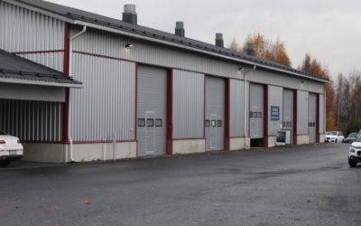 Elovainiontie 1, Ylöjärvi